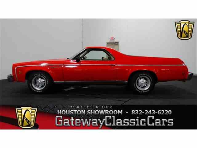 1977 Chevrolet El Camino | 951789