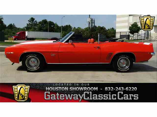 1969 Chevrolet Camaro | 951791