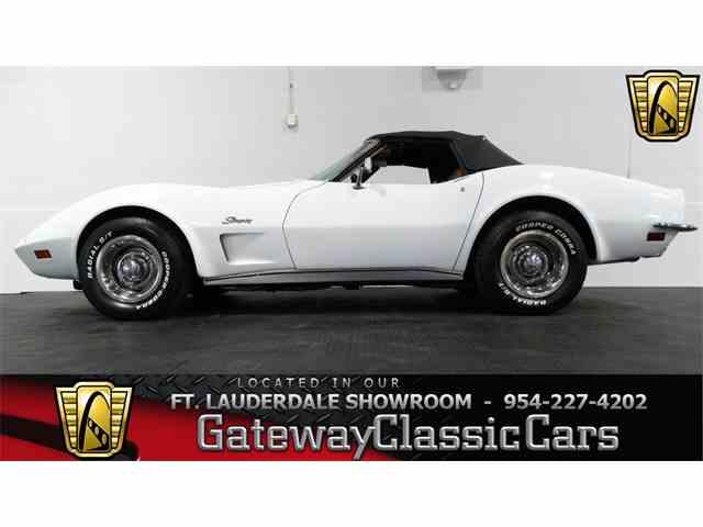 1973 Chevrolet Corvette | 951796