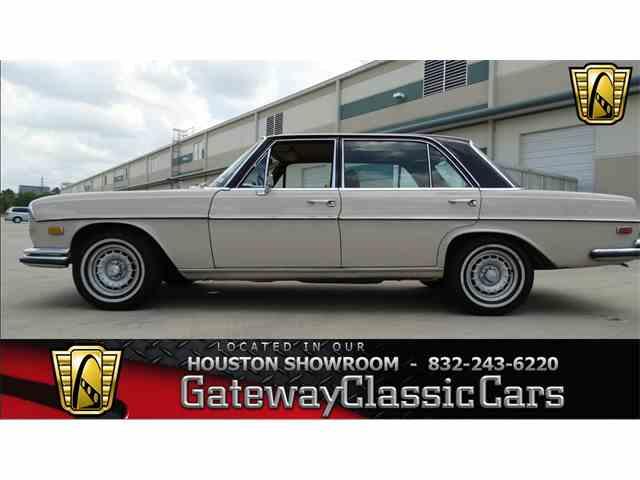 1972 Mercedes-Benz 280SEL | 951809