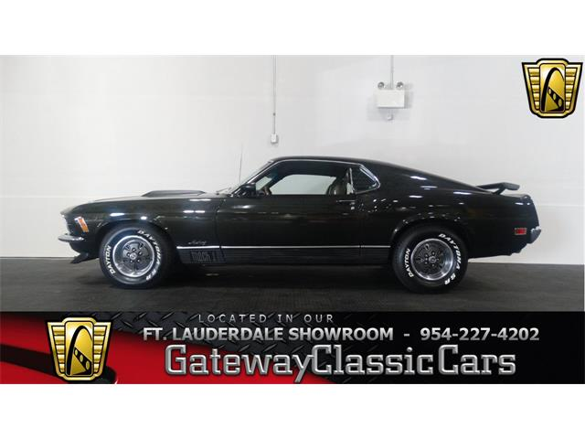 1970 Ford Mustang | 951820