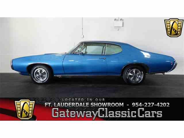 1968 Pontiac LeMans | 951821
