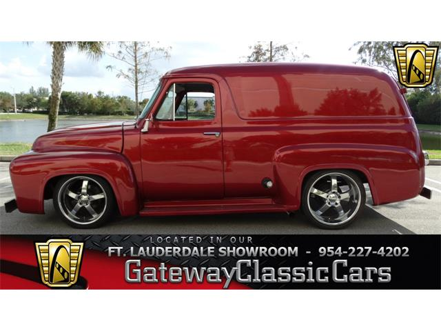 1955 Ford Panel Truck   951822