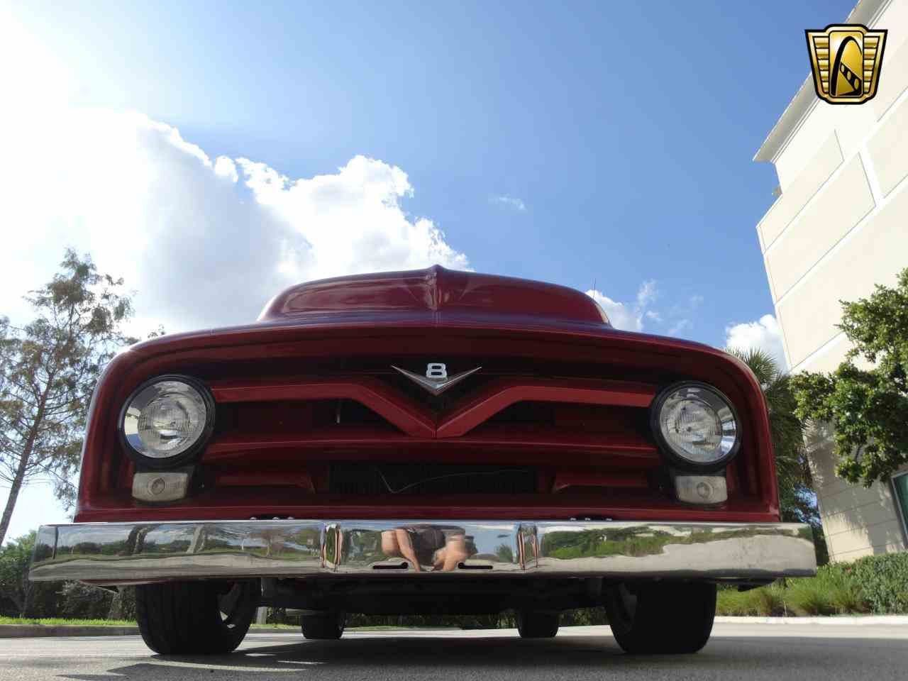 1955 Ford Panel Truck For Sale Classiccars Com Cc 951822