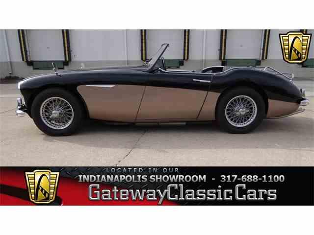 1962 Austin-Healey 3000 | 951842
