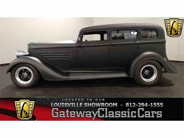 1934 Dodge Sedan | 951861