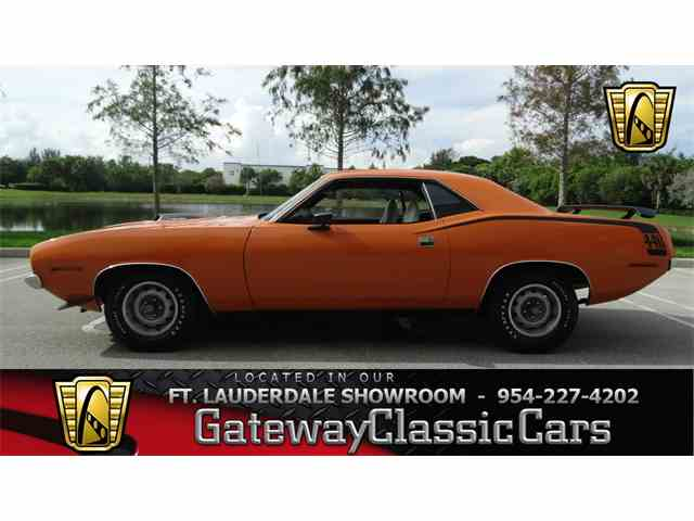 1970 Plymouth Barracuda | 951877