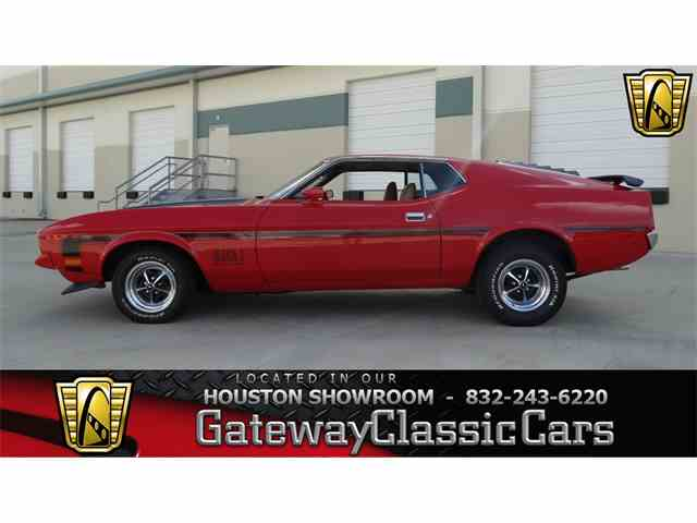 1972 Ford Mustang   951879