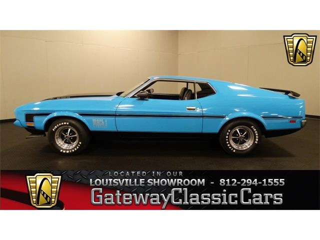 1971 Ford Mustang | 951907