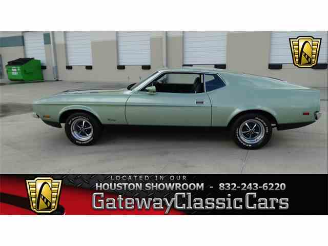 1971 Ford Mustang | 951917