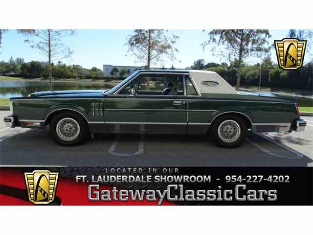 1981 Lincoln Continental | 951918