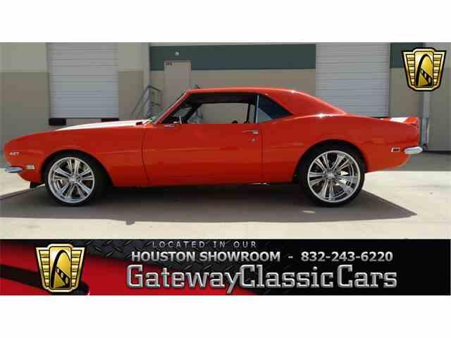 1968 Chevrolet Camaro | 951924