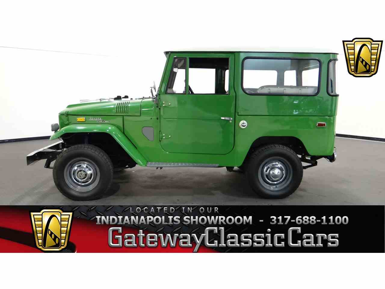 Jeeps For Sale In Indiana 1970 Toyota Land Cruiser FJ for Sale | ClassicCars.com ...