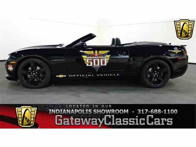 2014 Chevrolet Camaro | 951929