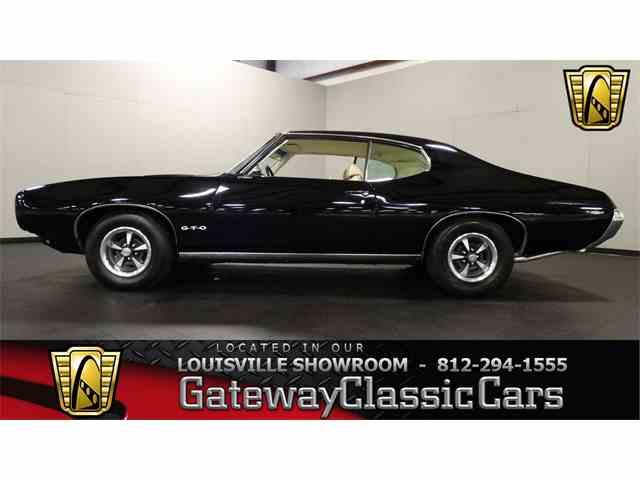 1969 Pontiac GTO | 951934
