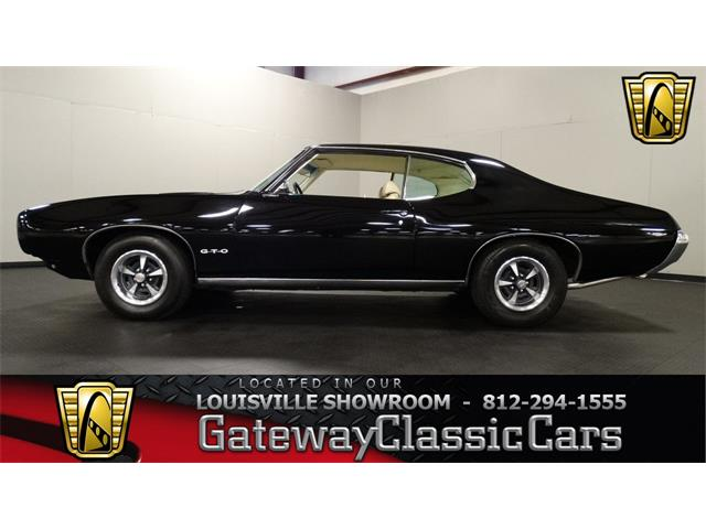 1969 Pontiac GTO   951934