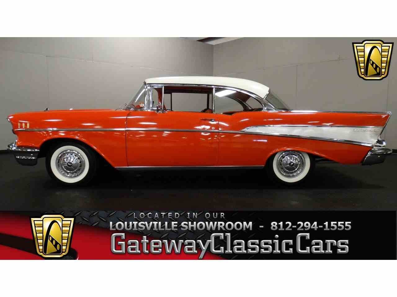 Large Picture of '57 Bel Air - KEIU