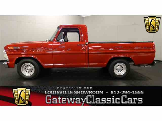 1967 Ford F100 | 951944