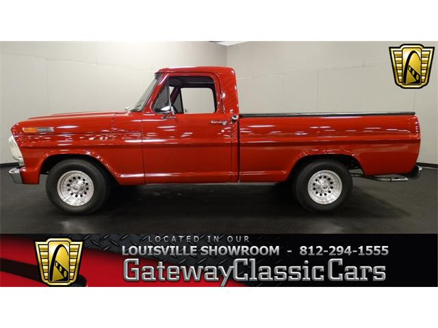 1967 Ford F100   951944