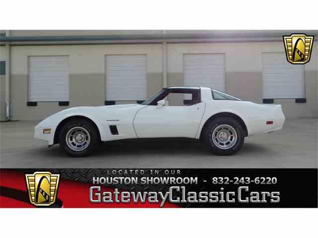 1982 Chevrolet Corvette | 951949