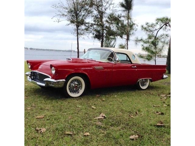 1957 Ford Thunderbird | 950195