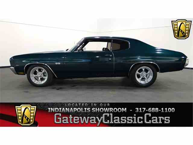 1970 Chevrolet Chevelle | 951951