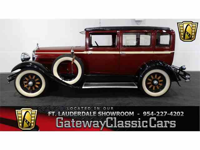 1929 Hudson Super 6   951960