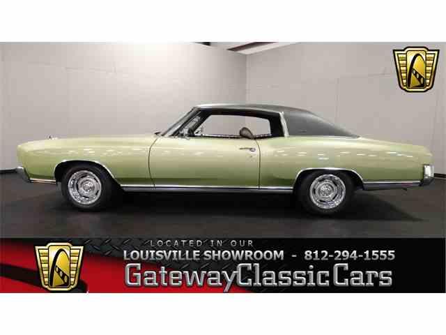 1971 Chevrolet Monte Carlo | 951977