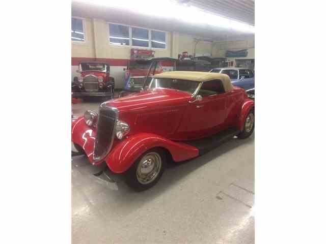1934 Ford Cabriolet | 950198