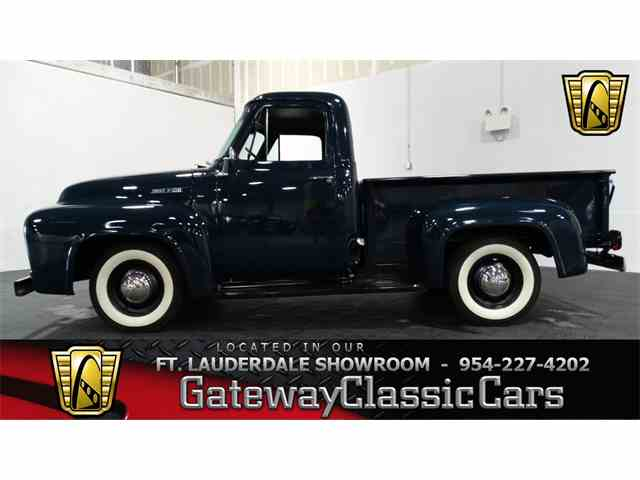 1953 Ford F100 | 951985