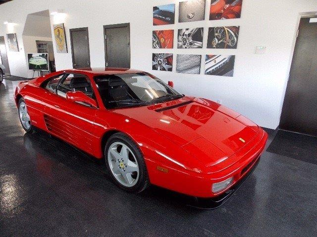 1989 Ferrari 348   950199