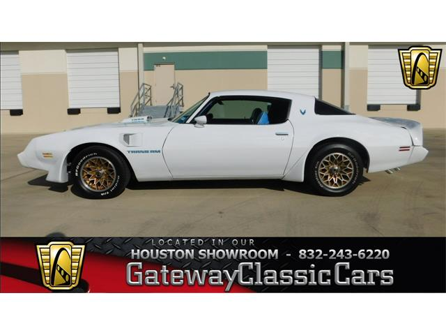 1979 Pontiac Firebird Trans Am | 951992