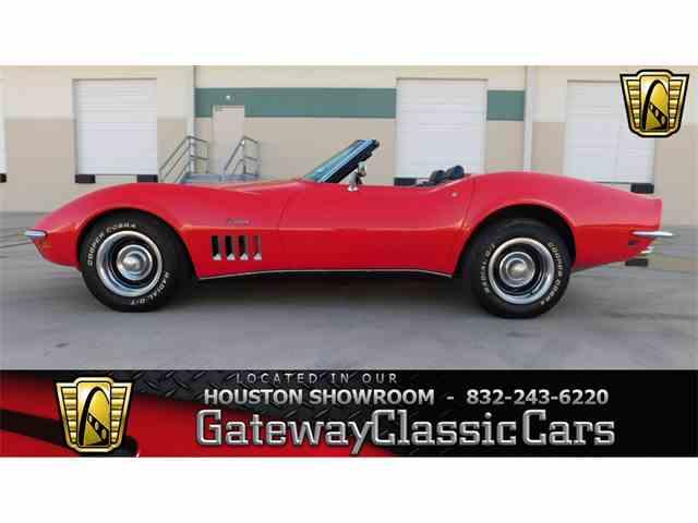 1969 Chevrolet Corvette | 951993