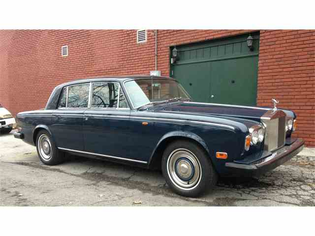 1974 Rolls-Royce Silver Shadow | 950002