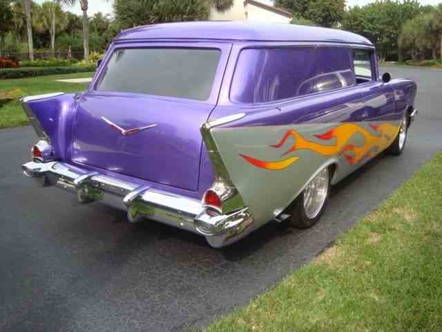 1957 Chevrolet Sedan Delivery | 950200