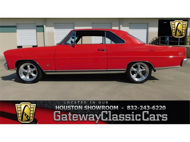 1966 Chevrolet Nova   952000