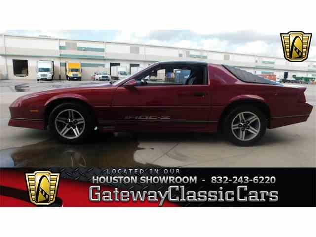 1987 Chevrolet Camaro | 952002