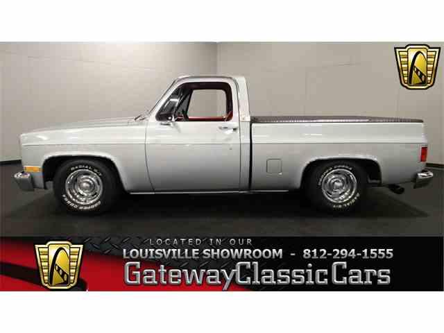 1984 Chevrolet C/K 10 | 952015
