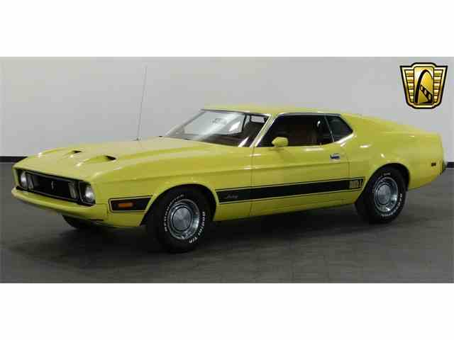 1973 Ford Mustang | 952018