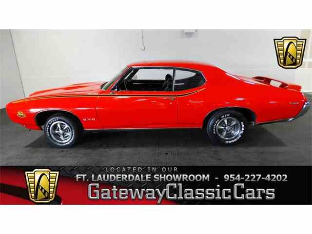 1969 Pontiac GTO | 952021