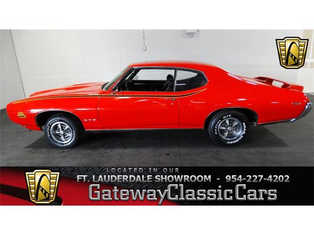 1969 Pontiac GTO   952021