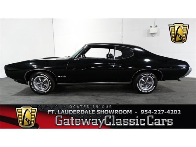 1969 Pontiac GTO   952027