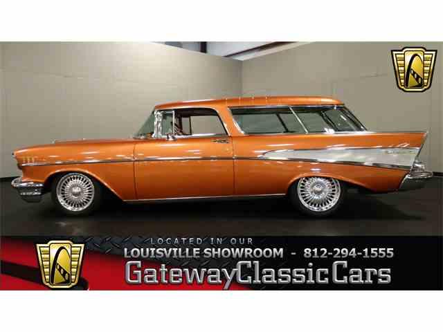 1957 Chevrolet Nomad | 952030