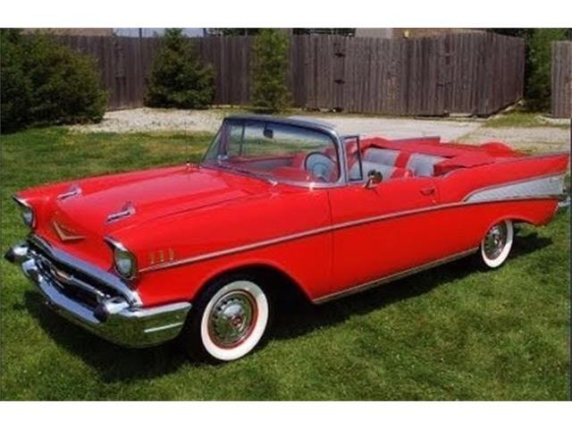 1957 Chevrolet Bel Air   950204