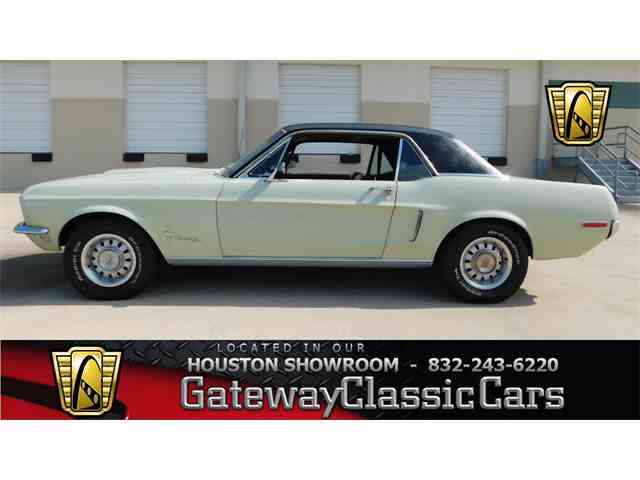 1968 Ford Mustang | 952040