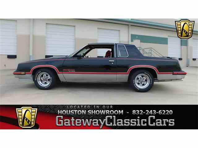 1983 Oldsmobile Cutlass | 952041
