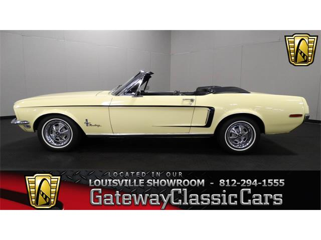 1968 Ford Mustang | 952042