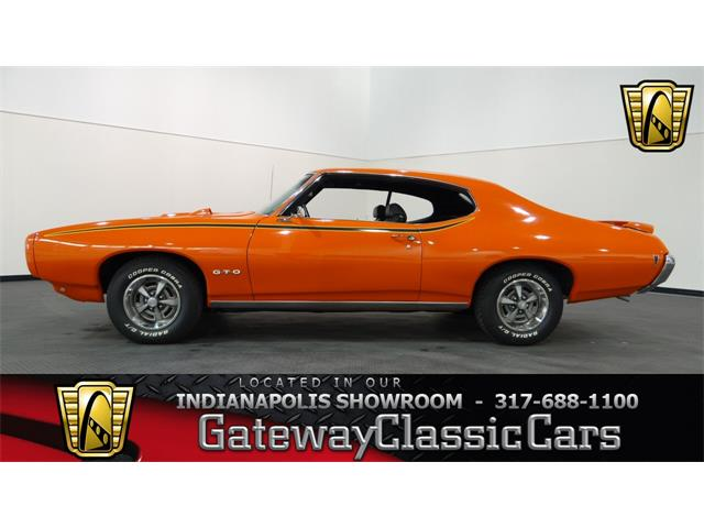 1969 Pontiac GTO   952045