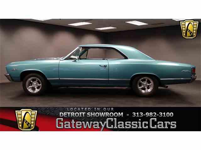 1967 Chevrolet Chevelle | 952046