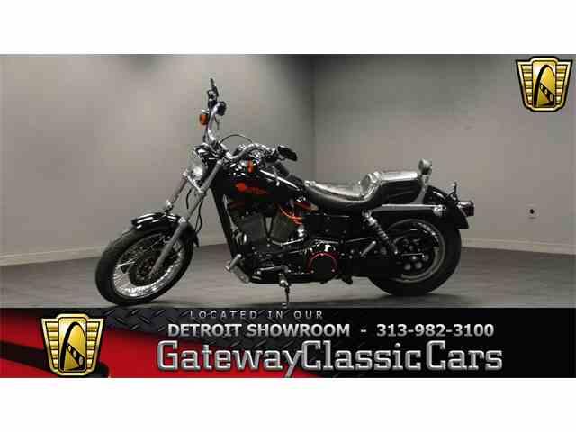 1991 Harley-Davidson FXDB | 952048
